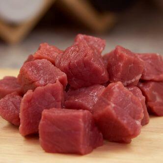 Fleisch für Barfen